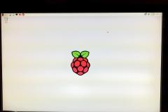 Der Startbildschirm von Raspbian